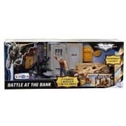 Mattel PLAYSET ASSALTO ALLA BANCA BATMAN X8395