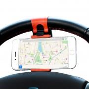 Mobilhållare för ratten