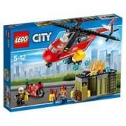 LEGO 60108 LEGO City Brandbekämpningsenhet