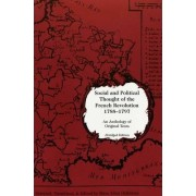 Social and Political Thought of the French Revolution, 1788-1797 by Allan Goldstein
