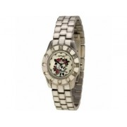 Ed Hardy EDCH-WS Ladies White Skull Dial Bracelet Watch