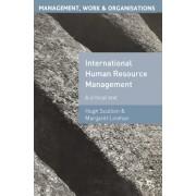 International Human Resource Management: A Critical Text