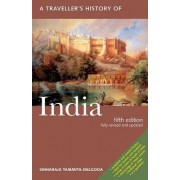 Travellers History of India by Stephen G Haw