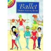 Ballet Sticker Activity Book by Barbara Steadman