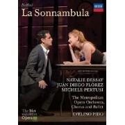 Natalie Dessay, Juan Diego Flórez, Jennifer Black - Bellini: La Sonnambula (DVD)