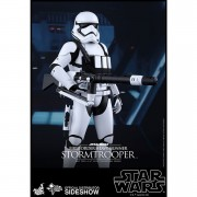 Hot Toys Star Wars: The Force Awakens - First Order Heavygunner Stormtrooper - Sixth Scale Figure