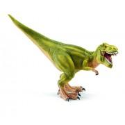 Schleich Tyrannosaurus Rex Toy Figure (Green)