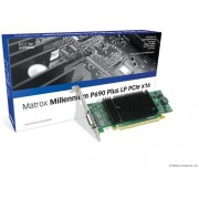 Millenium P690 Plus 256MB PCIe x16 Low Profile 2xDVI-I