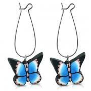 Cercei fluture B3341