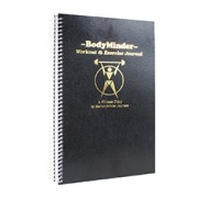 BODY MINDER WORKOUT & EXERCISE JOURNAL