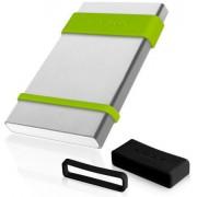 """Carcasa externa HDD Icy Box 2,5"""" SATA pentru 1xUSB 3.0, argintiu"""