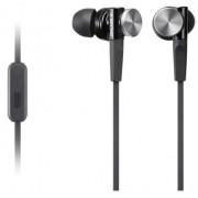 Casti Stereo Sony MDRXB70APB, Extra Bass (Negru/Argintiu)