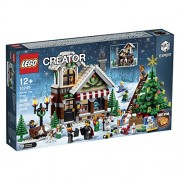 Lego Winter Toy Shop, Multi Color