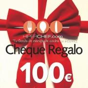 Cheque regalo 100 €