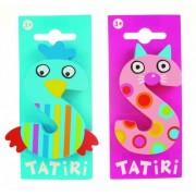 Tatiri houten letter S