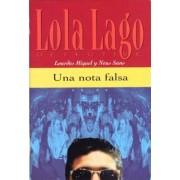 UNA Nota Falsa (A1) by Lourdes