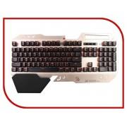 Клавиатура A4Tech Bloody B860 Gold-Black