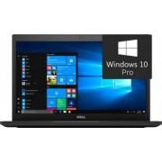 Laptop Dell Latitude 7480 Intel Core Kaby Lake i7-7600U 256GB 8GB Win10 Pro FullHD FPR 3 ani garantie NBD