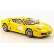 Ferrari F430 Challenge, Fiorano prueba, amarillo, 2006, Modelo de Auto, modello completo, IXO 1:43
