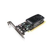 Lenovo Workstation ThinkStation Nvidia Quadro P400 2GB GDDR5 Mini DP * 3 Graphics Card with HP Bracket