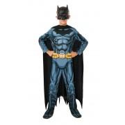 Costum De Carnaval - Batman Blue