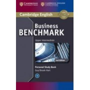 Guy Brook Hart, Norman Whitby Business benchmark. Upper intermediate. Bulats and business vantage personal study book. Per le Scuole superiori. Con espansione online ISBN:9781107686601