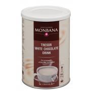 Ciocolata Monbana TRESOR au CHOCOLAT alba 500gr.