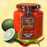 Chilli & Lime Sambal 415g