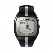 Polar FT7 black/silver Pulsmesser