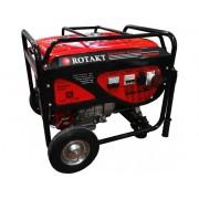 Generator de curent Rotakt ROGE8500T, 7.8 KW, trifazic