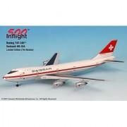 InFlight500 Swissair HB-IGA Boeing 747-200 1:500 Scale Diecast