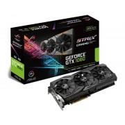 ASUS nVidia GeForce GTX 1080 8GB 256bit STRIX-GTX1080-O8G-GAMING