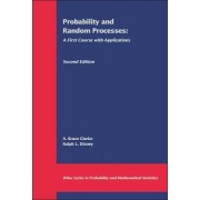 Probability and Random Processes by A.Bruce Clarke