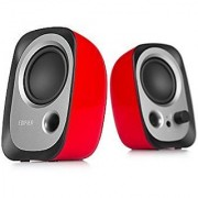 Edifier R12U Stereo Computer Bookshelf Speakers - Red