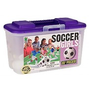 Soccer Girls by Kaskey Kids