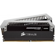 Memorii Corsair Dominator Platinum DDR4, 2x4GB, 3600MHz, CL18