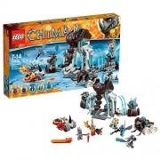 LEGO Legends of Chima - La Fortaleza Helada del Mamut -70226