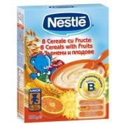 Nestle 8 Cereale cu Fructe si Bifidus BL- 250g