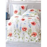 Irisette Bettgarnitur, ca. 135x200cm Irisette mehrfarbig