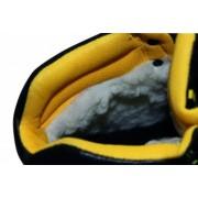 BK Ankle Bocanci de protectie, imblaniiti, inalti, de iarna, cu bombeu S3 CI SRC