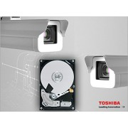 "TOSHIBA MD03ACA400V 4TB 7200RPM 3.5"" 64MB Cache SATA Internal Hard Drive HDD For Server Workstation NAS Surveillance Systems"