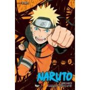 Naruto (3-In-1 Edition), Volume 13: Includes Vols. 37, 38 & 39