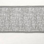 """Vorhang """"Glory"""", 1 Vorhang, 150 x 245 cm - Silber"""