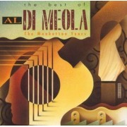 Al Di Meola - Best Of - The Manhattan Years (0077778050421) (1 CD)