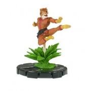 Hero Clix: Bronze Tiger # 32 (Experienced) Justice League