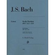 Sechs Partiten BWV 825-830 by Johann Sebastian Bach
