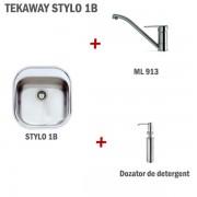 Pachet TEKAWAY STYLO 1B + ML 219 + Dozator detergent