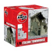 Airfix 1:76 - Italian Townhouse(casa di città italiane) (Air75014)