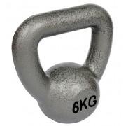 Kettlebell 6kg grey - RX KETT-6