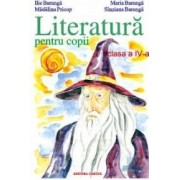 Literatura pentru copii clasa a 4-a - Ilie Baranga Maria Baranga